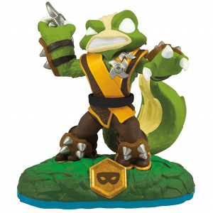 FIG: SWAP FORCE: STINK BOMB SKYLANDER (USED)